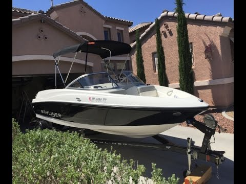 2013 17 foot Bayliner BR175 Power boat for sale in Las Vegas, NV. $16,500.