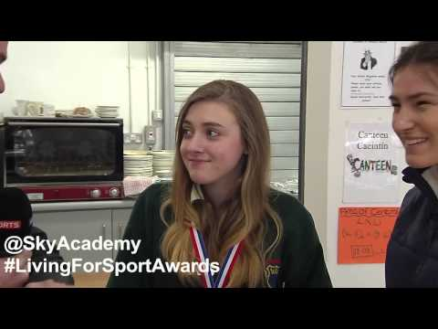 Sky Sports Living For Sport Student of the Year – Republic of Ireland