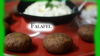 Falafal Recipe | Chickpea Cutlet | Starter