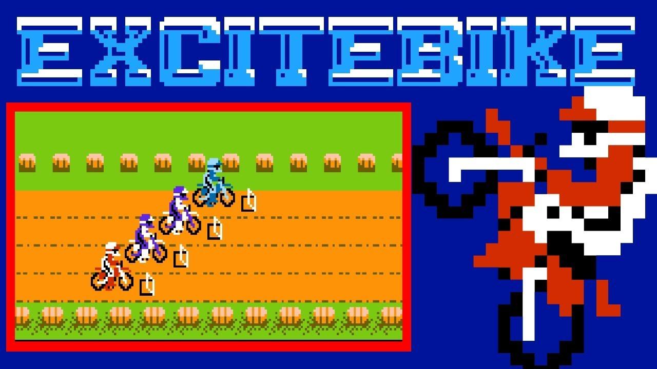 Excitebike (FC/NES)
