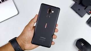 Nokia 7 Plus Unboxing and Initial Impressions