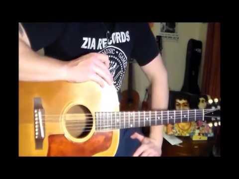 angel jimi hendrix acoustic lesson