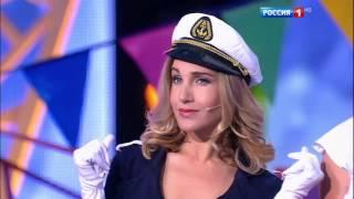 Глюкоза, Юлия Ковальчук и Анна Семенович - Эй, моряк! | Субботний вечер от 05.11.16