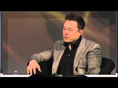Elon Musk talks about carbon tax, Mars and energy at AGU - Elon Musk 2016