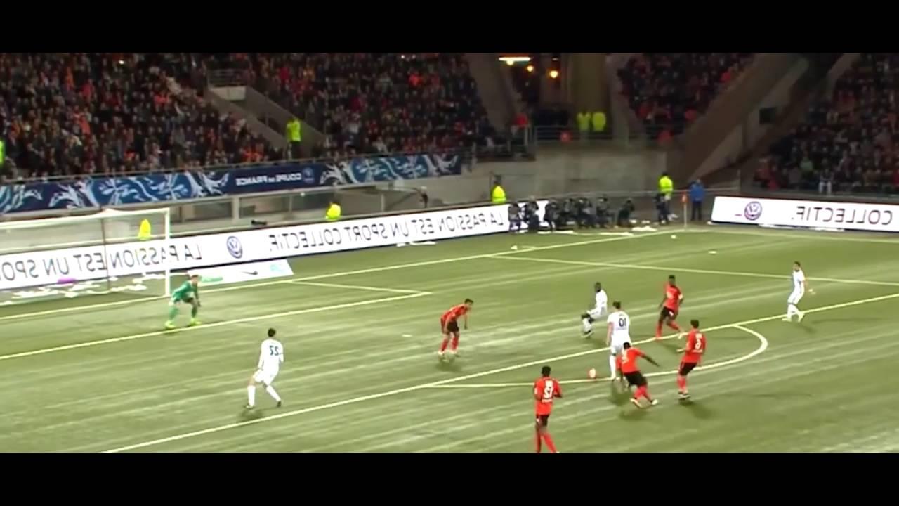 Lorient vs PSG CDF (0-1) [19/04/16]