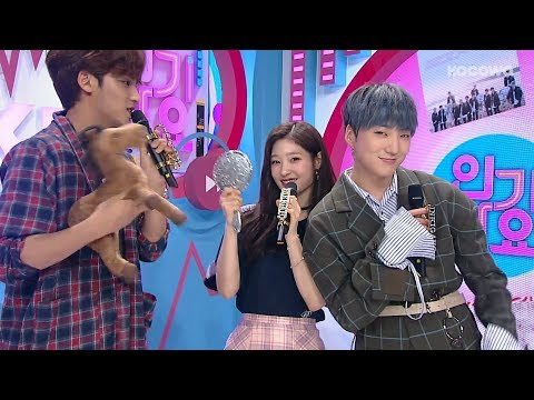 Kang Seung Yoon (Winner) is Special Host in Inkigayo!! [Inkigayo Ep 956]