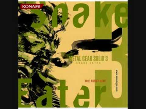 Snake Eater Song from Metal Gear Solid 3 (Japanese Version)