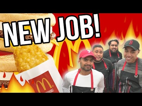 WORKING AT MACCAS