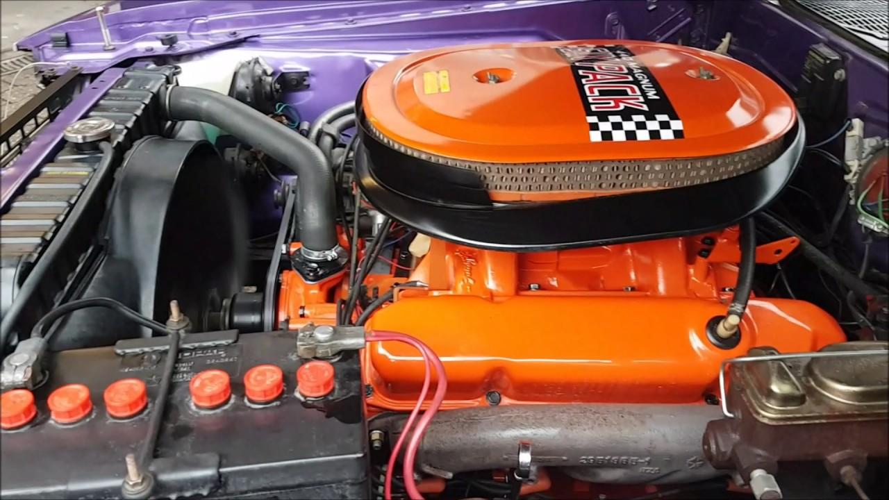 Six Challenger 440 70 Rt Dodge Pack
