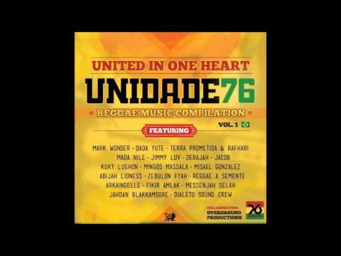 "Mark Wonder  - Just As Be 4   (Compilation 2014 ""United In One Heart"" By Unidade76)"