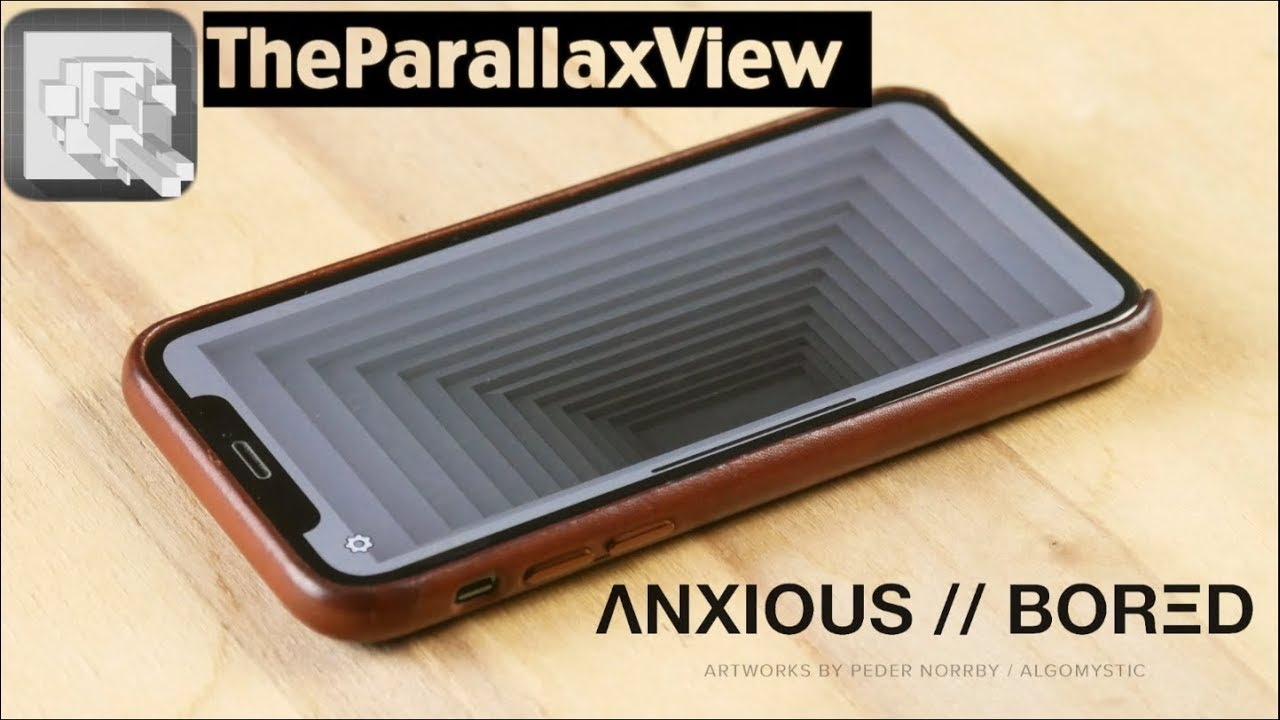TheParallaxView Illusion Of Depth On The IPhone X With 3D Head Tracking