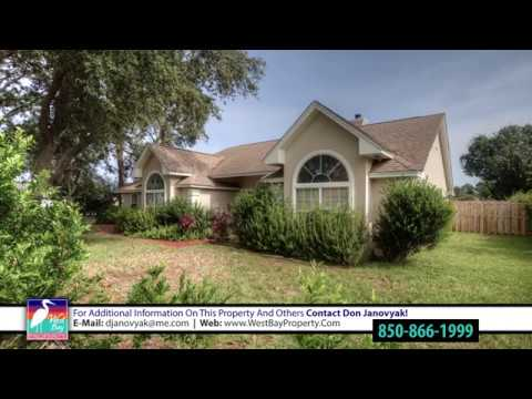 Bay Point Canal Front Home - Panama City Beach, Florida Real Estate For Sale