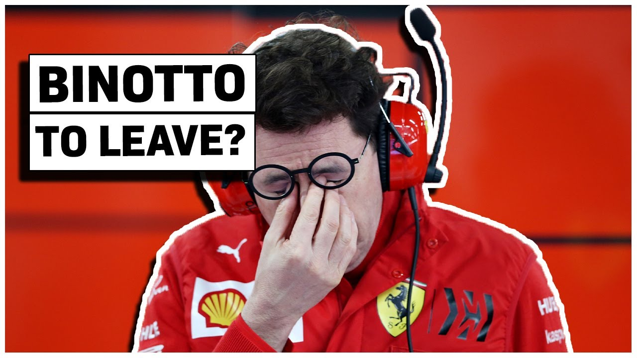 Ferrari a total mess, Binotto to be fired?