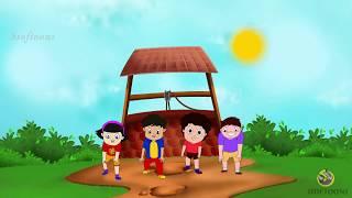 Ding Dong Bell Nursery Rhyme | Popular Nursery Rhymes For Children