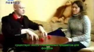 Артём Тихевич magic tv