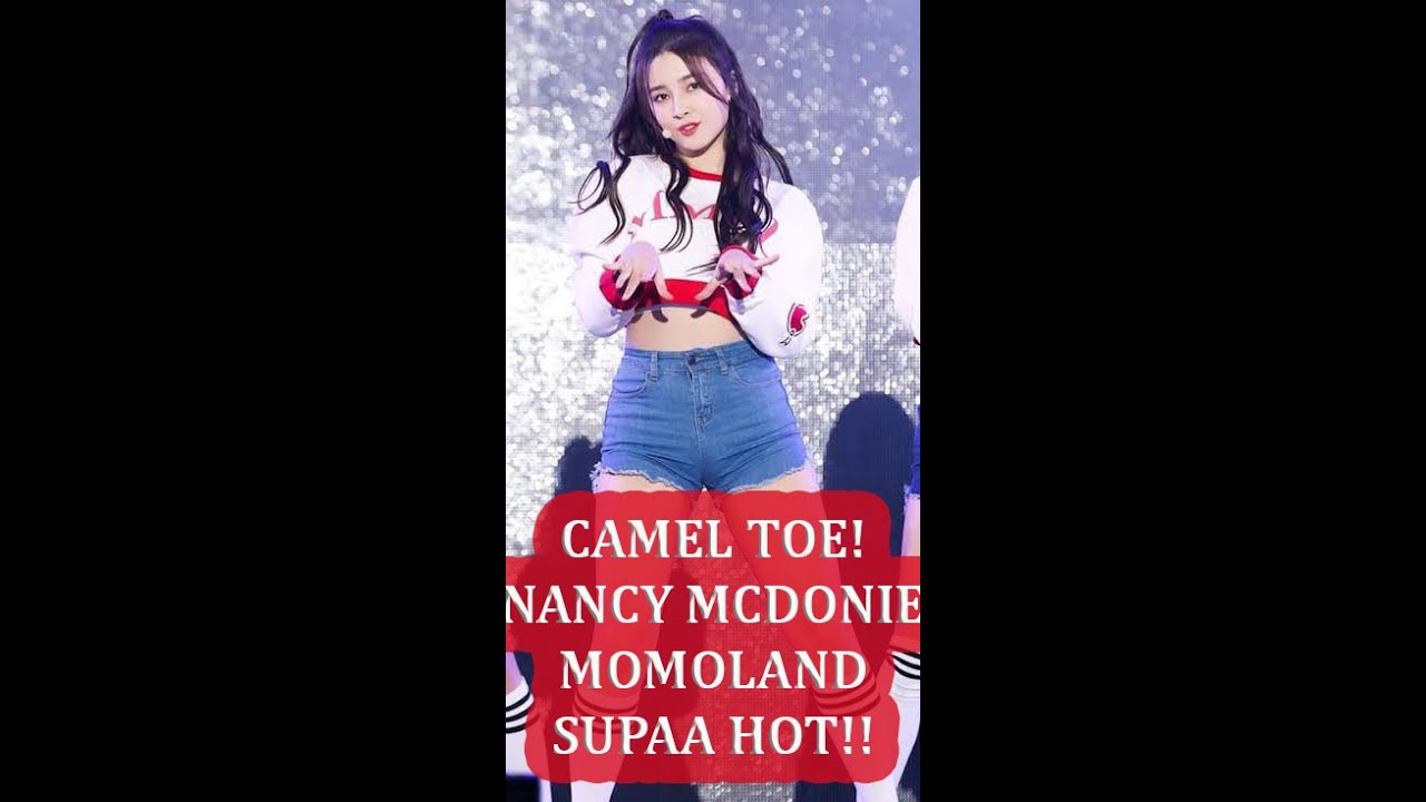 NANCY MCDONIE MOMOLAND |CAMEL TOE SUPER HOT