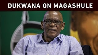 Former Free State Social Economic Development MEC Mxolisi Dukwana told the state capture commission of inquiry that former Free State Premier Ace Magashule is unfit to hold public office.