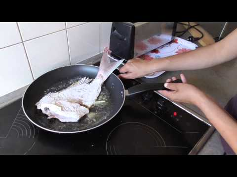 How To Cook Fried Fish Back Bones