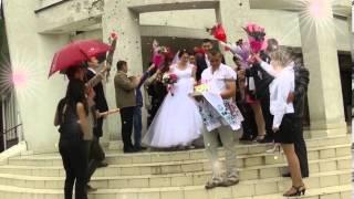 Свадьба в Пружанах.Свадебный клип.Миша и Света