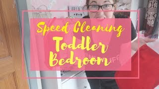 Speed Cleaning & Declutter - My Toddler