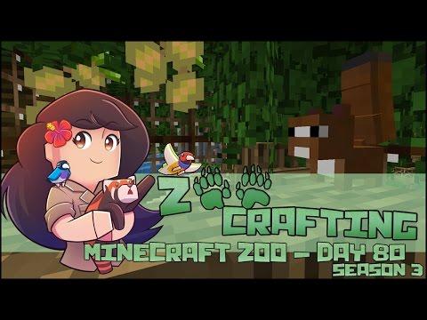 Squirrel Cuteness Overload!! 🐘 Zoo Crafting: Episode #80 🐘 Season 3