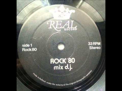 Rock 80 Mix D.J. - (Real Record) (with Pink Floyd, Kiss, Status Quo, Deep Purple,ecc.)