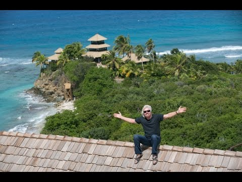 Virgin Life - a day on Necker Island