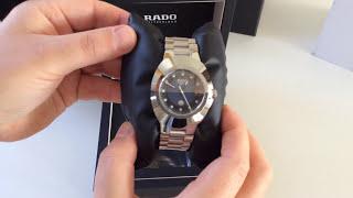 Unboxing Rado Original XL Automatic Ref: 01.658.0637.3.016