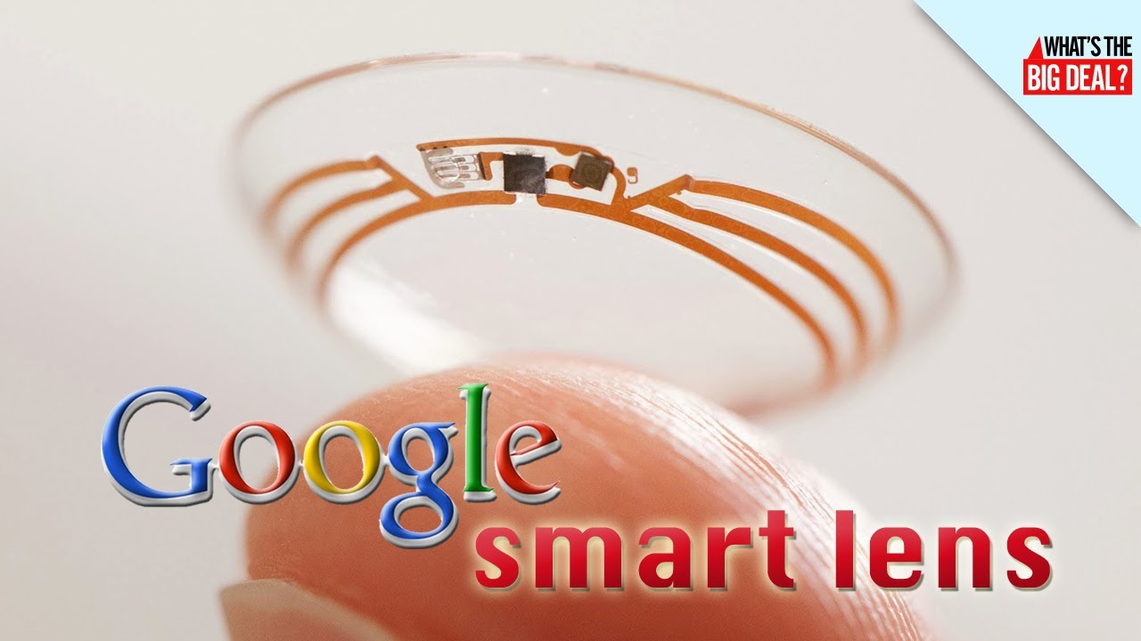 Smart Contact Lenses Microchip Pills Are The Future Of
