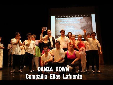 DANZA DOWN COMPAÑIA ELÍAS LAFUENTE - V CERTAMEN APAIPA 2108