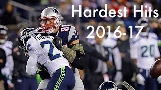 NFL Biggest Hits Of 2016-17 Season