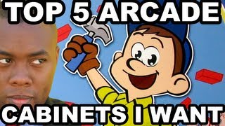 Game | TOP 5 ARCADE GAME CABINETS I Want to Own Black Nerd | TOP 5 ARCADE GAME CABINETS I Want to Own Black Nerd