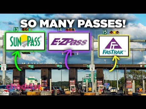 Why The US Toll System Is So Complicated - Cheddar Explains