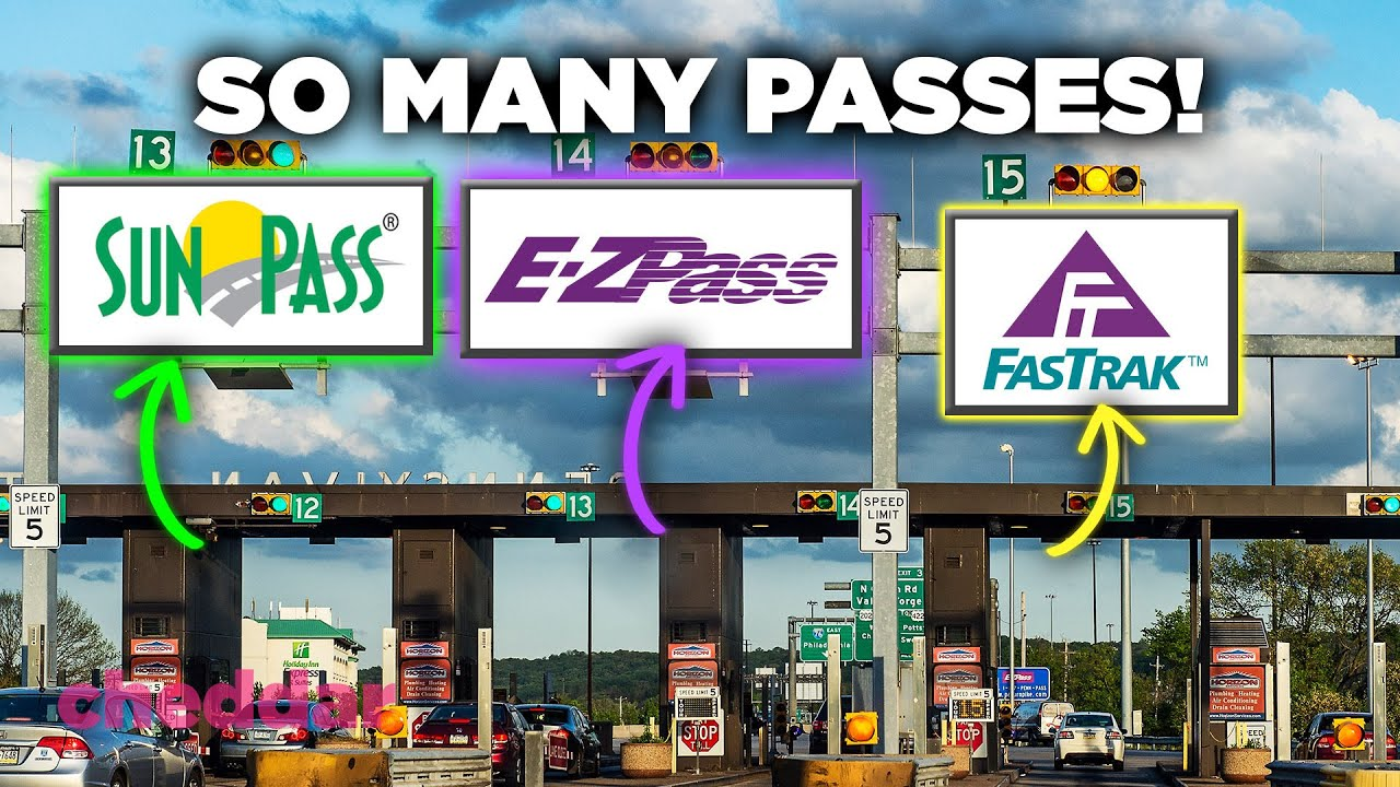 Why The US Toll System is So Complicated – Cheddar Explains