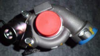 Changement CHRA Turbo 49173 1 6 HDI 90 CV moteur DV6
