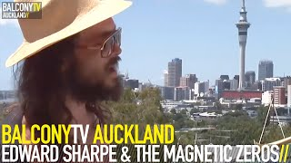 EDWARD SHARPE & THE MAGNETIC ZEROS - 40 DAY DREAM (acoustic) (BalconyTV)
