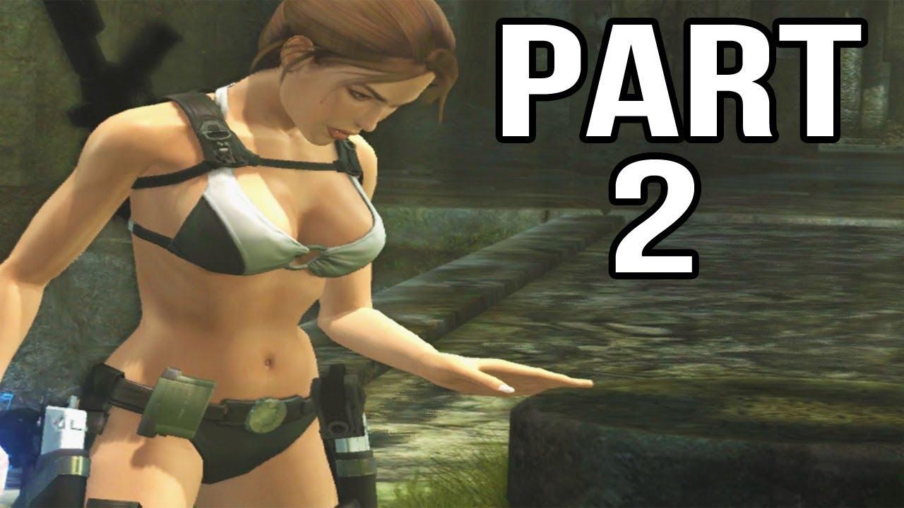 Tomb Raider Underworld Gameplay Walkthrough Part 2 Thailand