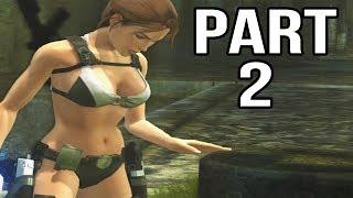 Tomb Raider Underworld Gameplay Walkthrough Part 2 - Thailand