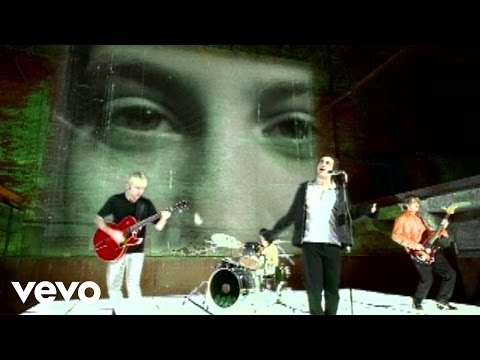 Our Lady Peace - Superman's Dead (VIDEO - Canadian version)