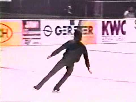 Kurt Browning & Midori Ito Side By Side Triple Axel (1989)