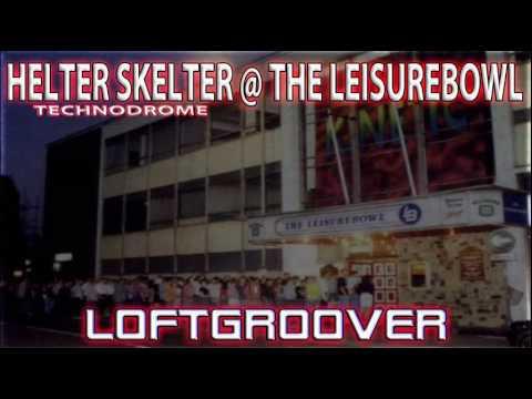 Loftgroover - Club Kinetic - European Techno Night