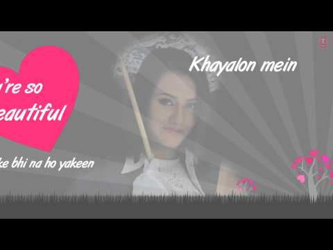 You Are So Beautiful Full Song (Lyrical Video) Haunted | Best Romantic Song