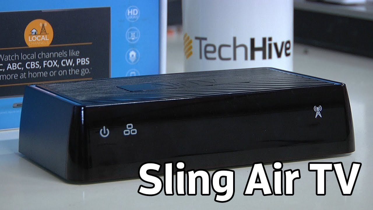 Sling Air TV review | TechHive