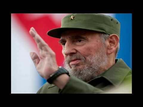 A los héroes se les recuerda sin llanto (Homenaje a Fidel Castro)
