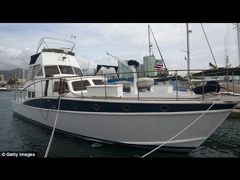Owner of yacht which Natalie Wood died on 28 years ago puts it up for sale claiming it's 'haunted'