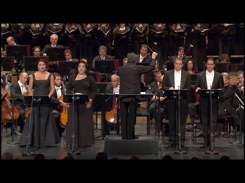 Stabat mater de Gioachino Rossini Direction Antonio Pappano