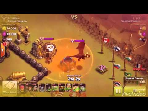 Clash of clans Special Forces Promo Vid 2 is it the end?