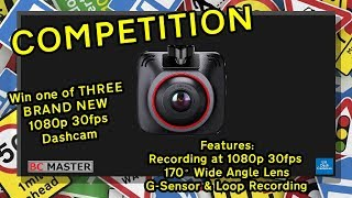 UK Dash Cameras – Dash Camera Review & Competition Information