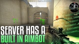 Server With Built In AimBOT!