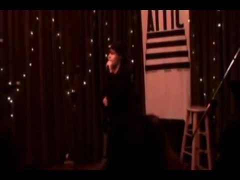 Justin singing Common Denominator   Justin Bieber Original 360p